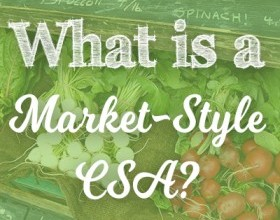 What is a Market-Style CSA?