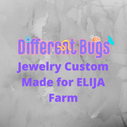 Different Bugs Jewelry